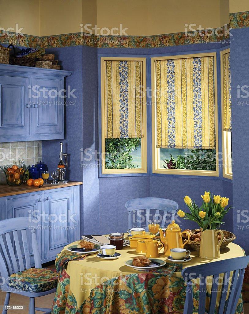 Interior of kitchen royalty-free stock photo