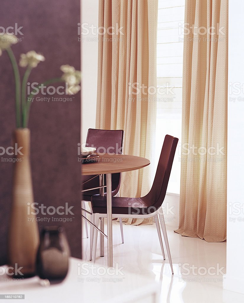 Interior of modern Lounge / Living Room royalty-free stock photo