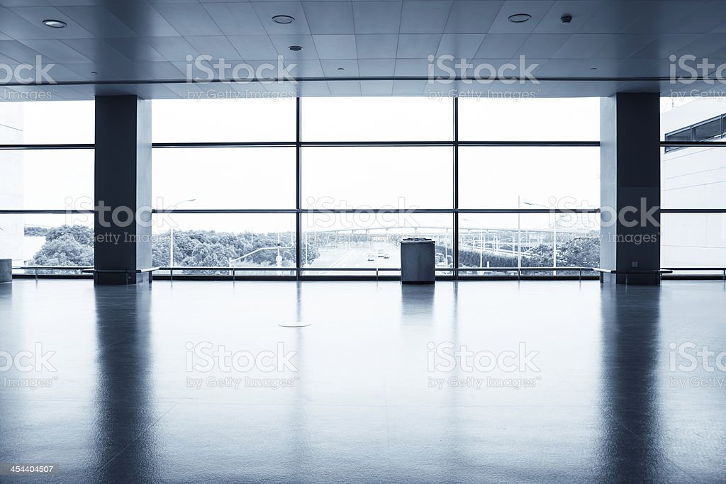 interior of modern office royalty-free stock photo