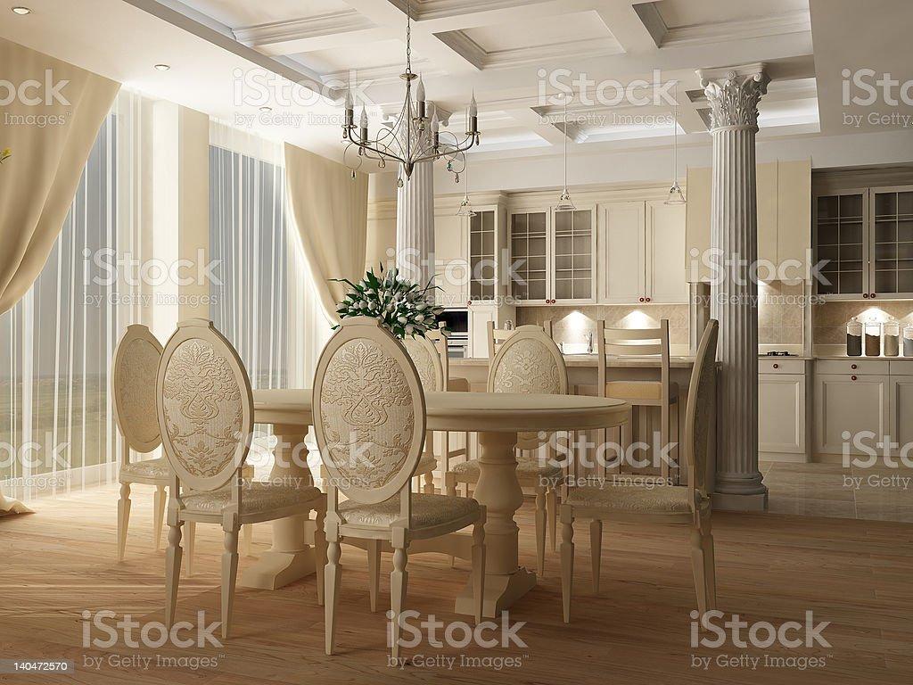 Interior #9 royalty-free stock photo