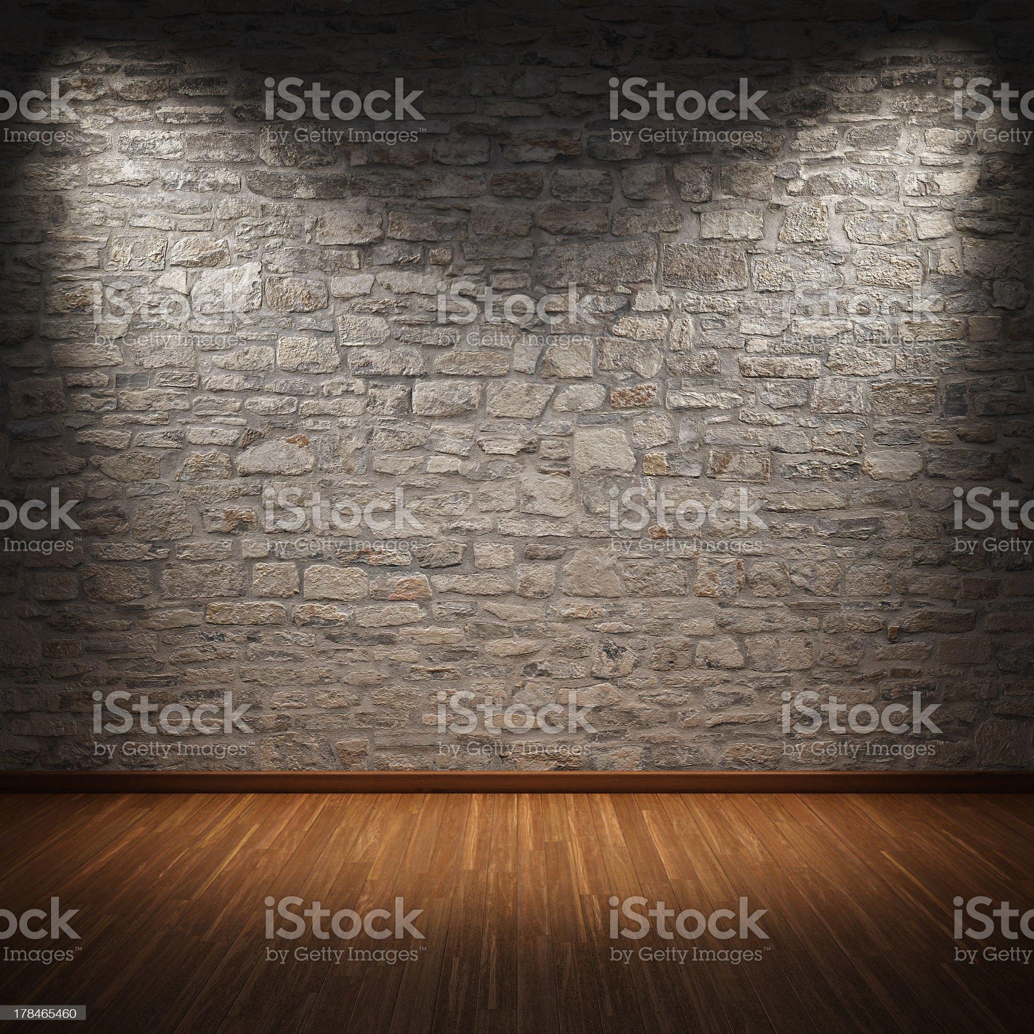 Interior room royalty-free stock photo