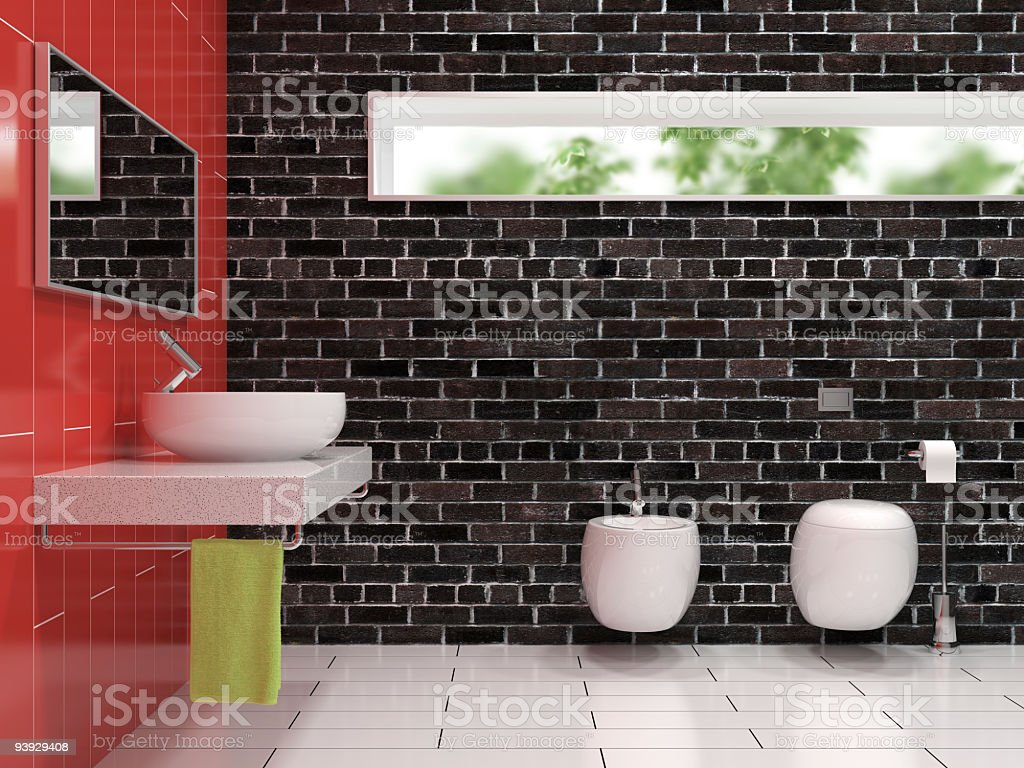 Interior scene. royalty-free stock photo