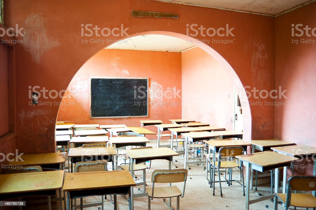 Interior School in Africa