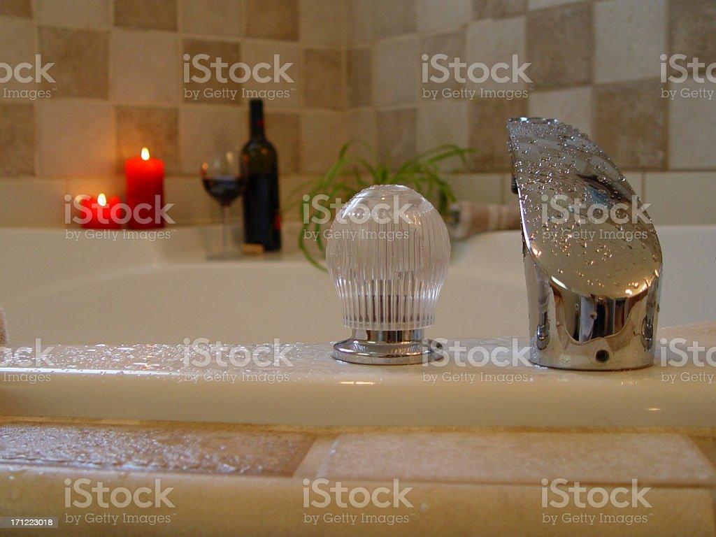 interiors - home spa (1) royalty-free stock photo