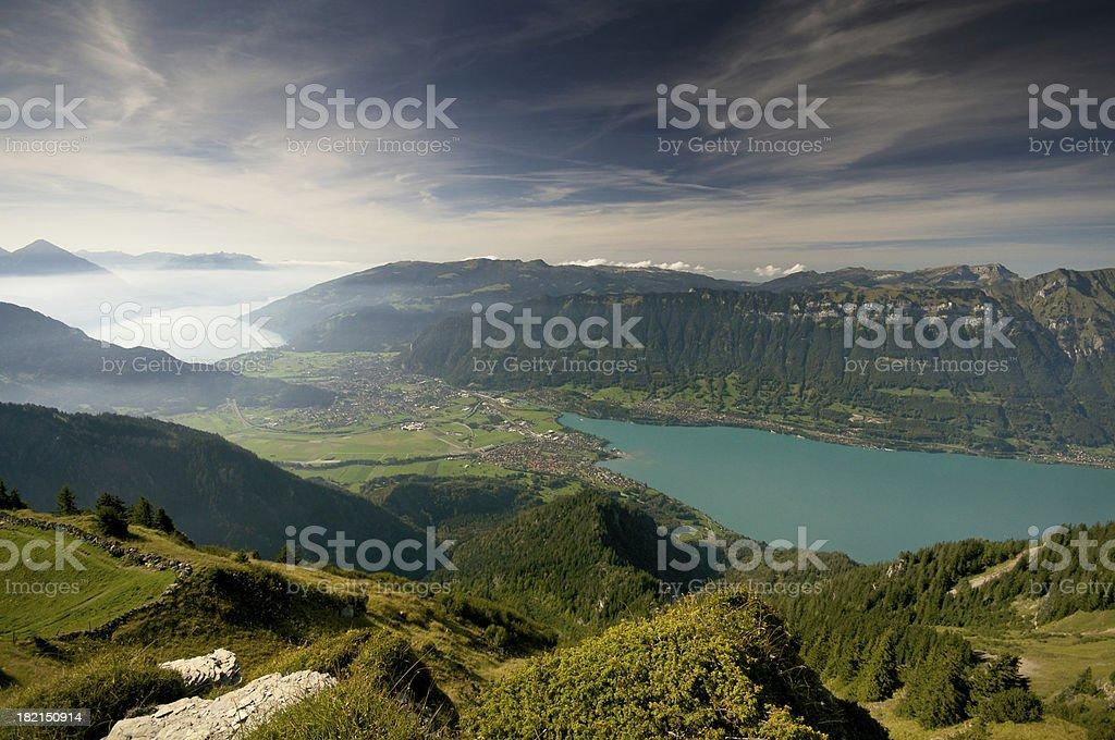 'Interlaken, Switzerland' stock photo