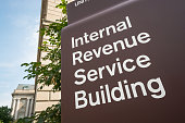 Internal Revenue Service (IRS) Building in Washington, DC