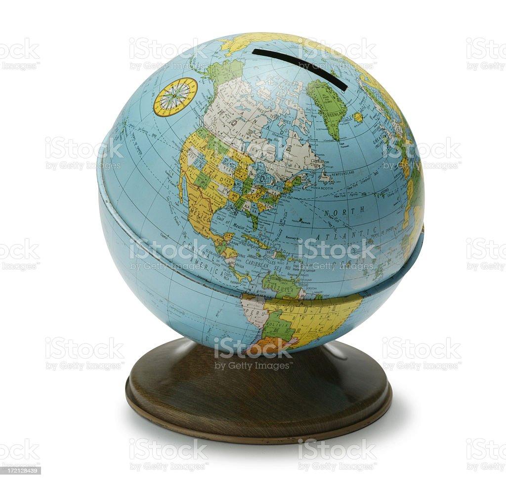 International Banking royalty-free stock photo