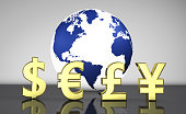 International Currency Exchange Business