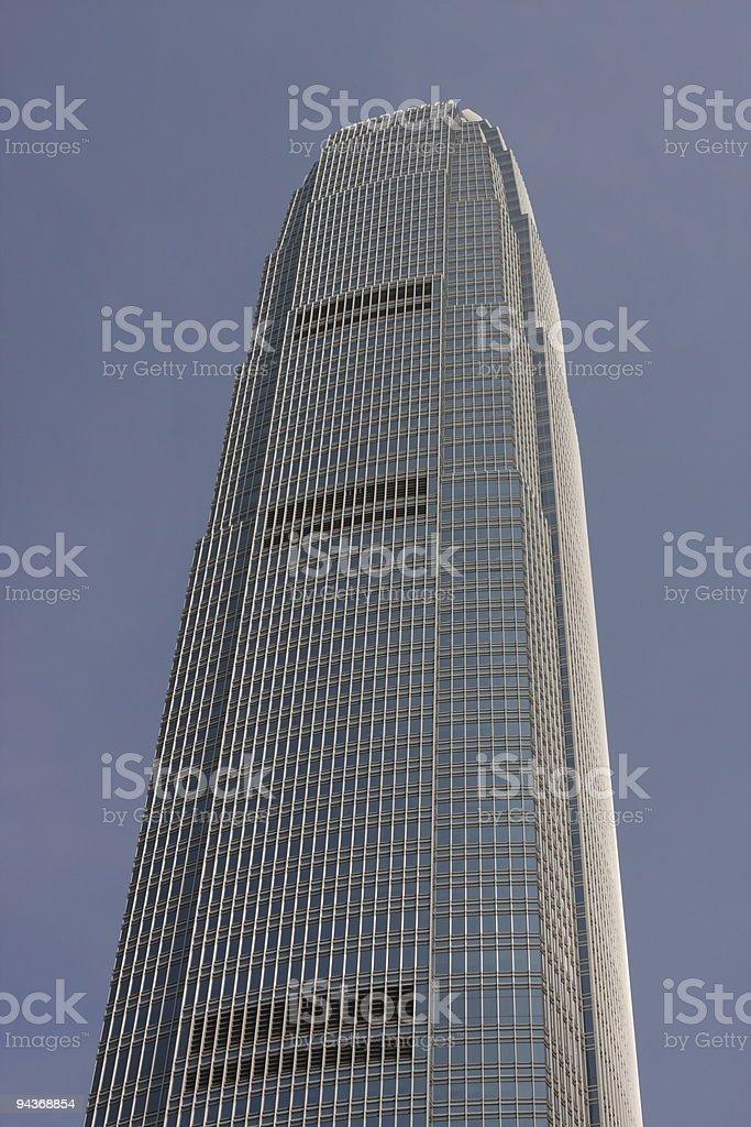 International Finance Center royalty-free stock photo