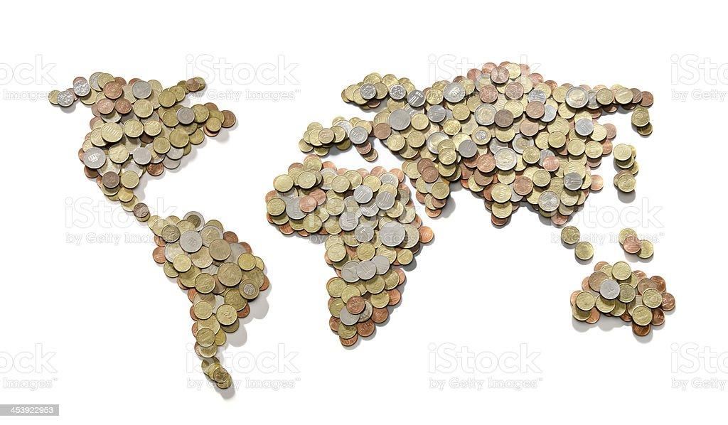 International finance stock photo