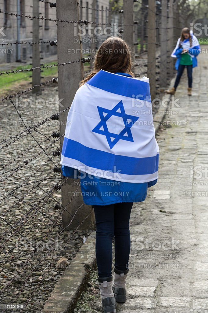 International Holocaust Remembrance Day stock photo