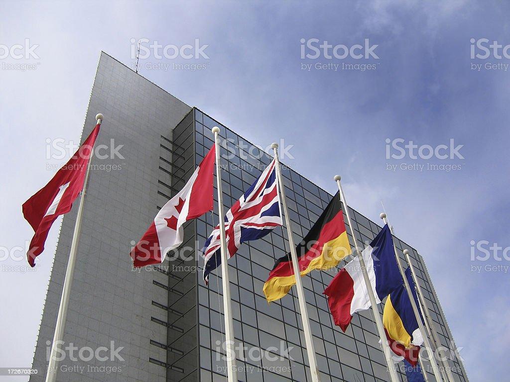 international hotel royalty-free stock photo