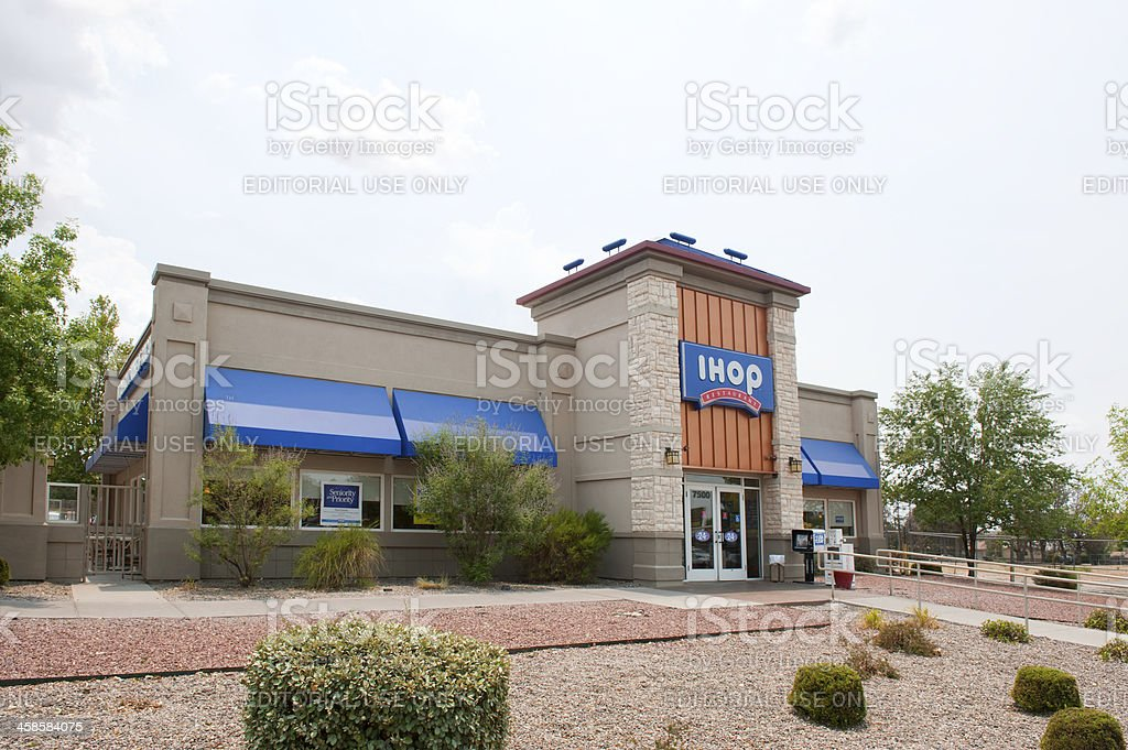 International House of Pancakes - IHOP Restaurant stock photo