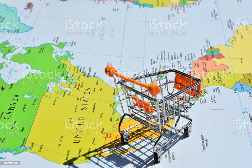 International Shipping Concept