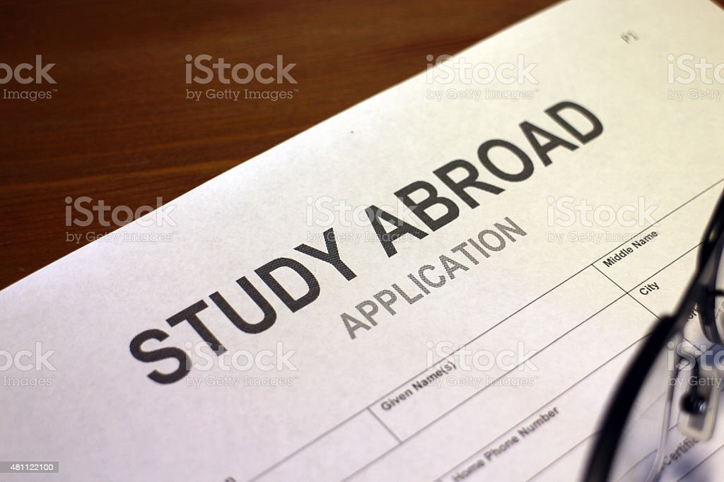 International Studies stock photo