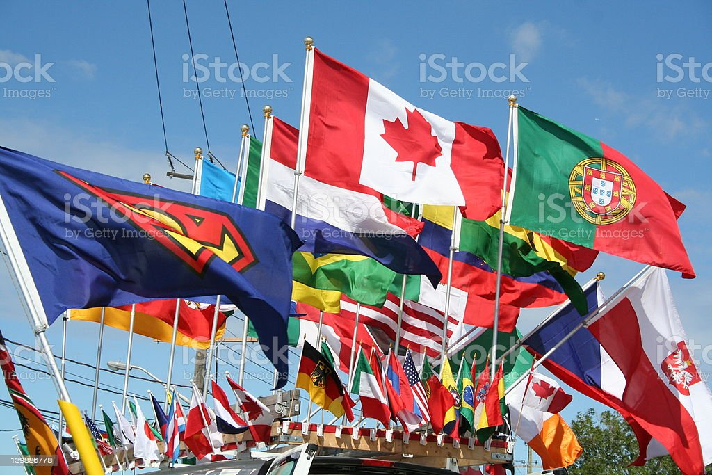 international symbols royalty-free stock photo