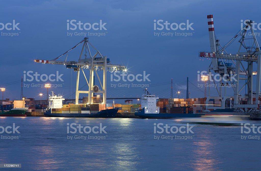 international trade royalty-free stock photo