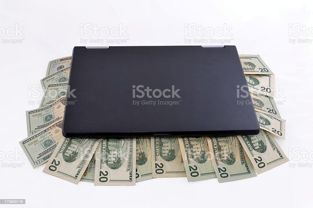 Internet Banking royalty-free stock photo