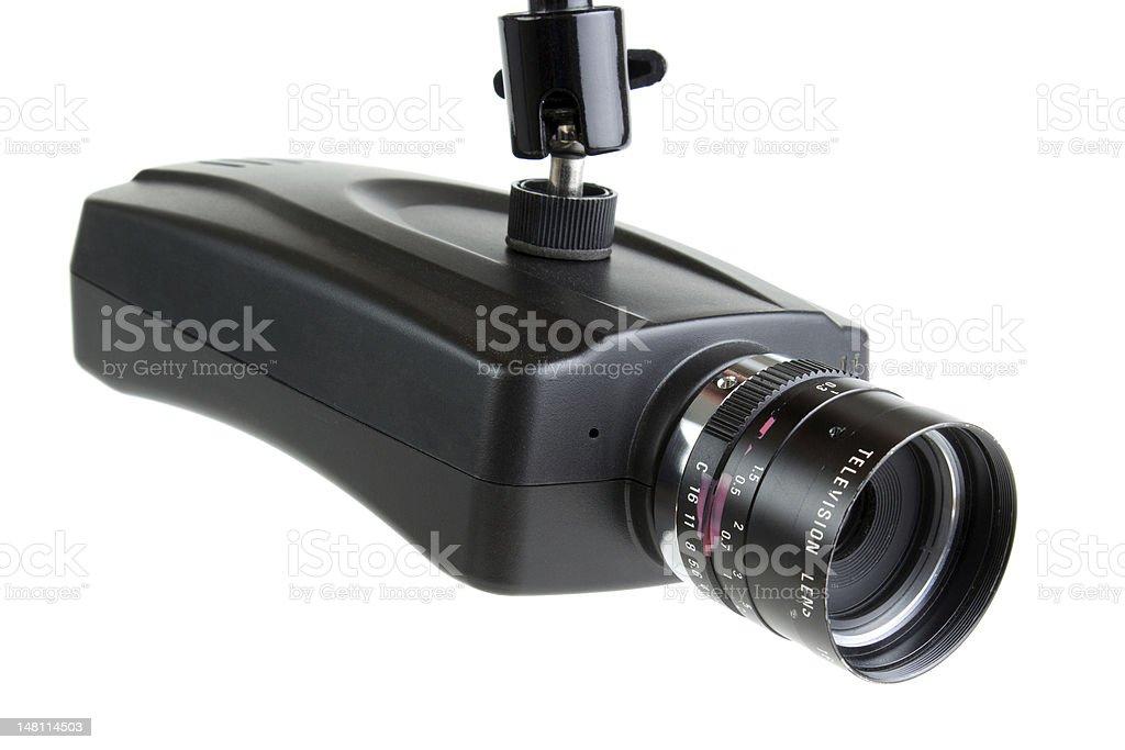 Internet cam royalty-free stock photo