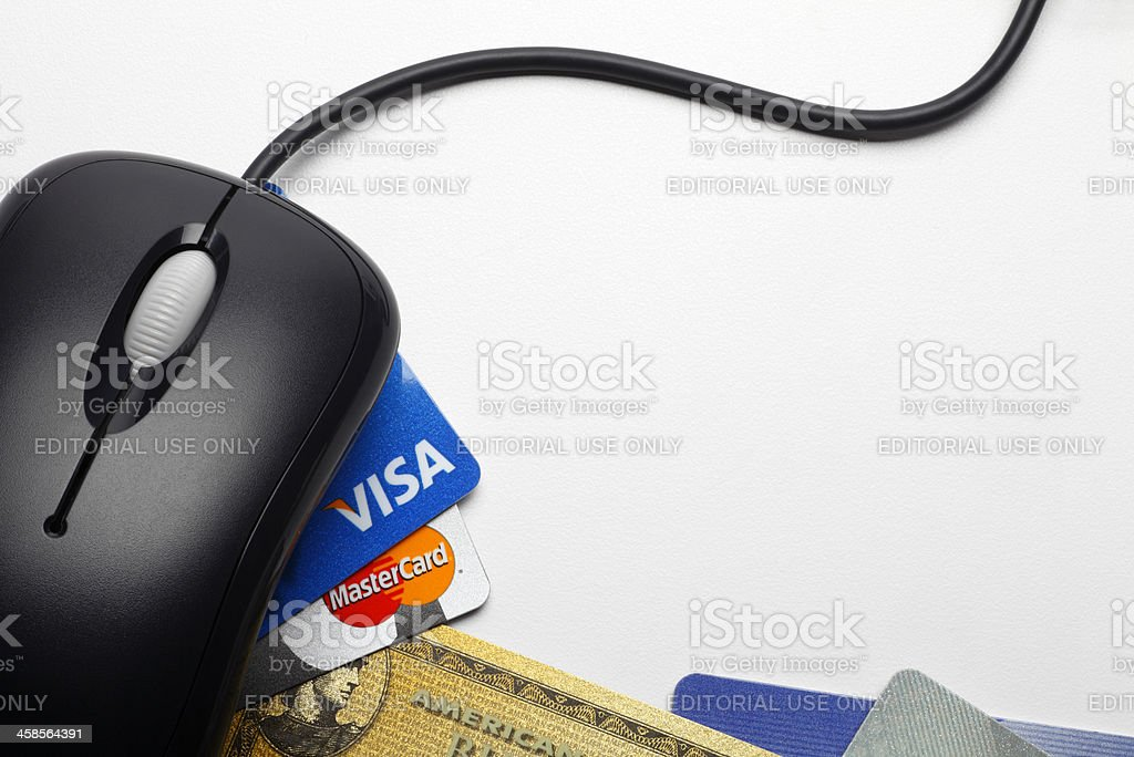 Internet Commerce stock photo