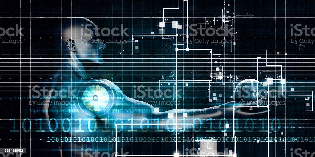 Internet Concept stock photo