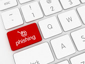 Internet email phishing