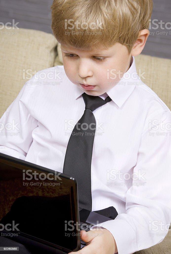 internet generation royalty-free stock photo