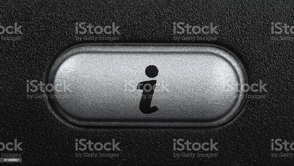 internet key royalty-free stock photo