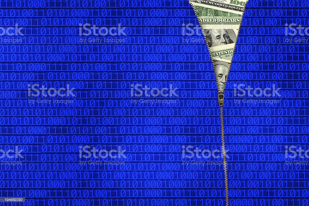internet money making business stock photo