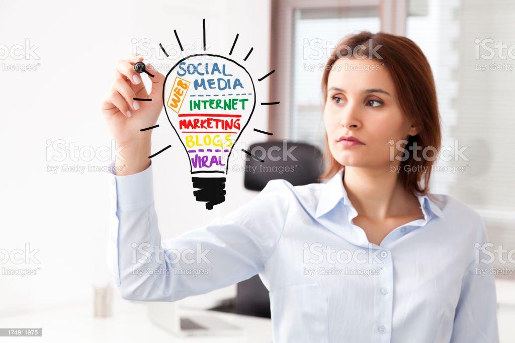 Internet Organization royalty-free stock photo