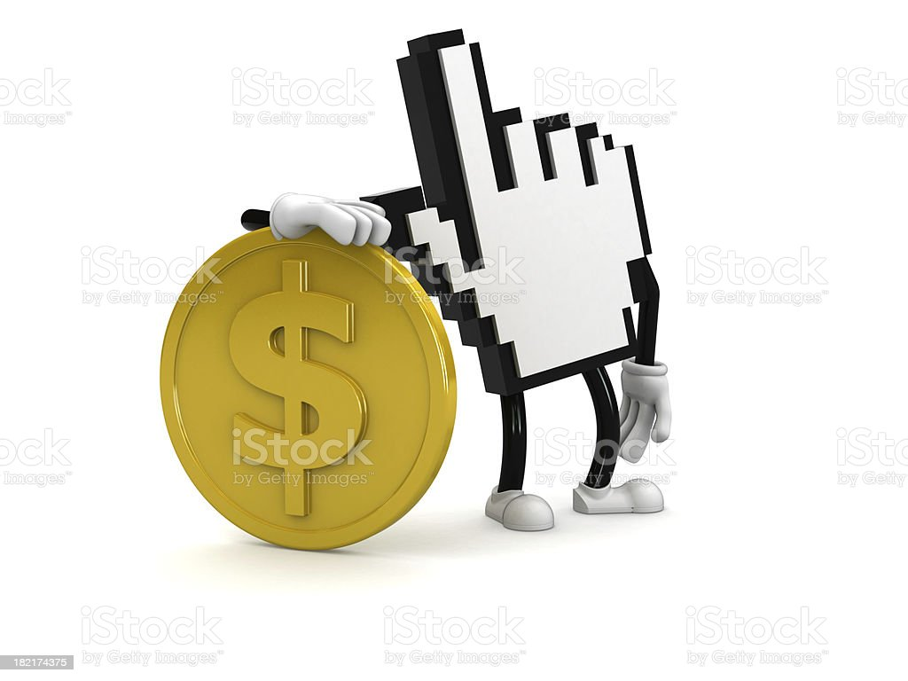 Internet royalty-free stock photo
