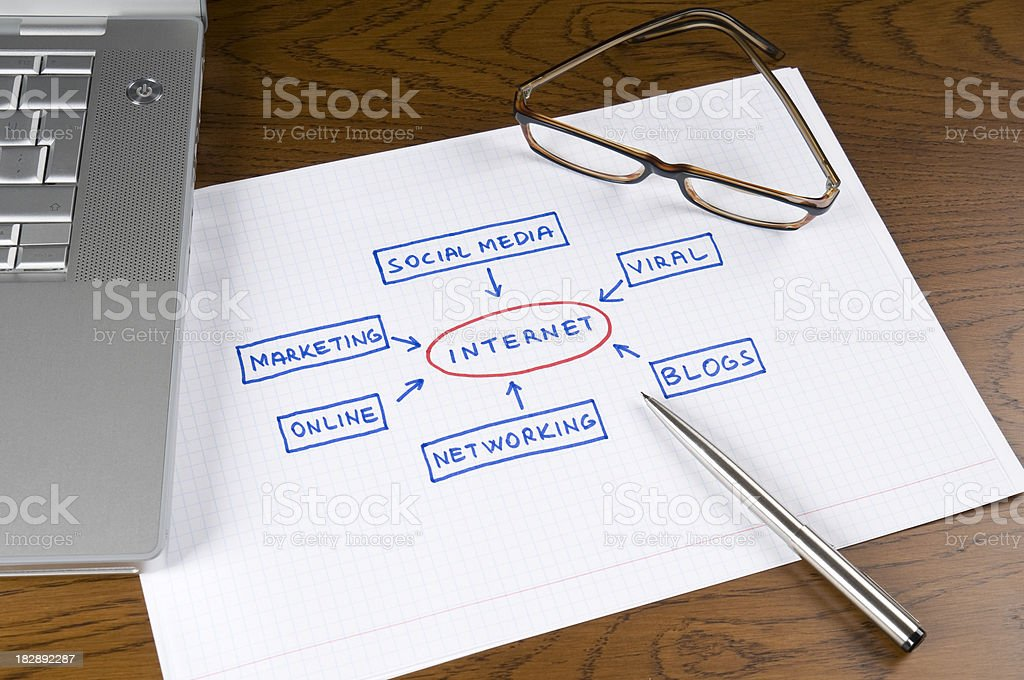 internet royalty-free stock photo