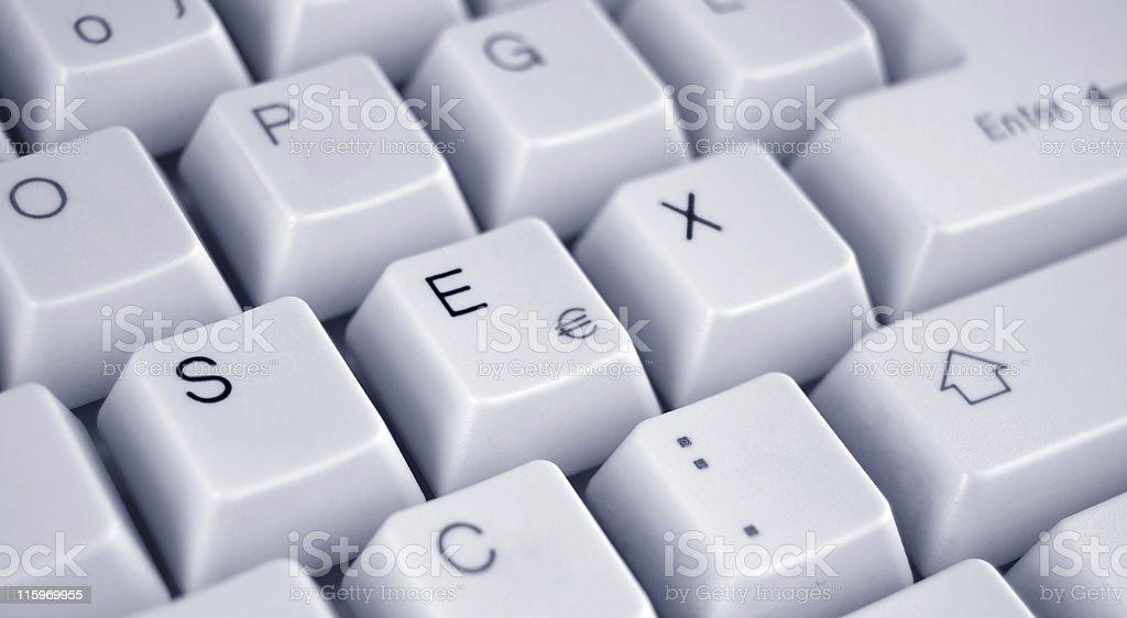 internet pornography stock photo