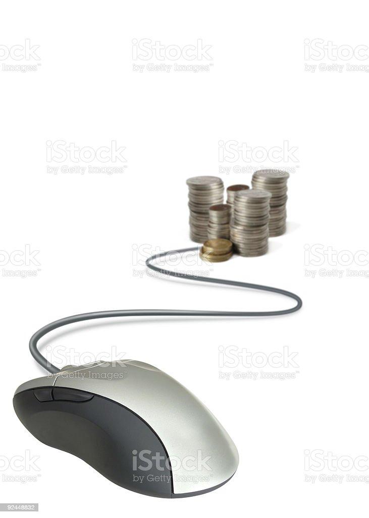 Internet Shopping-Finance 3 royalty-free stock photo