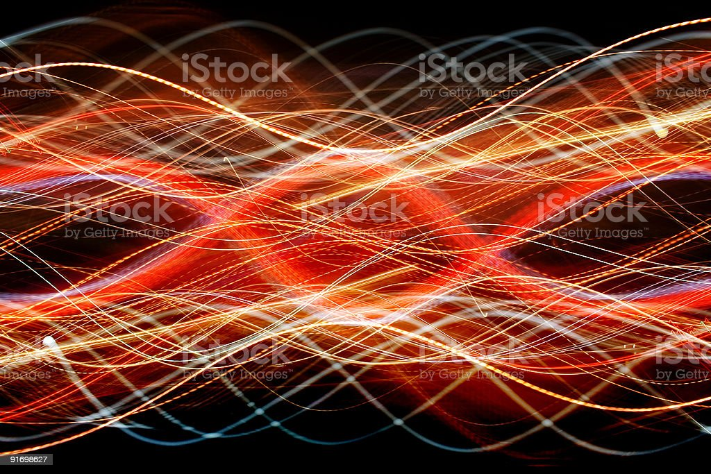 Intersection royalty-free stock photo