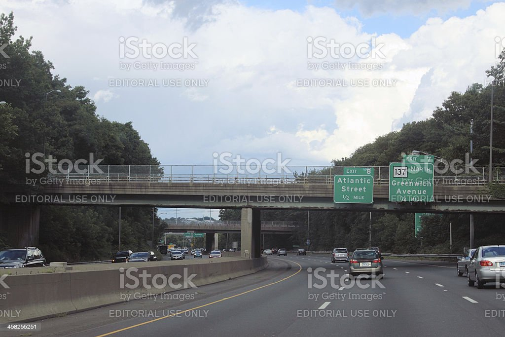 interstate stock photo