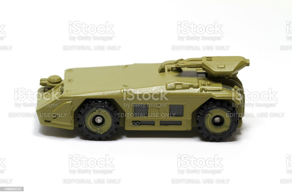 Interstellar Tank royalty-free stock photo