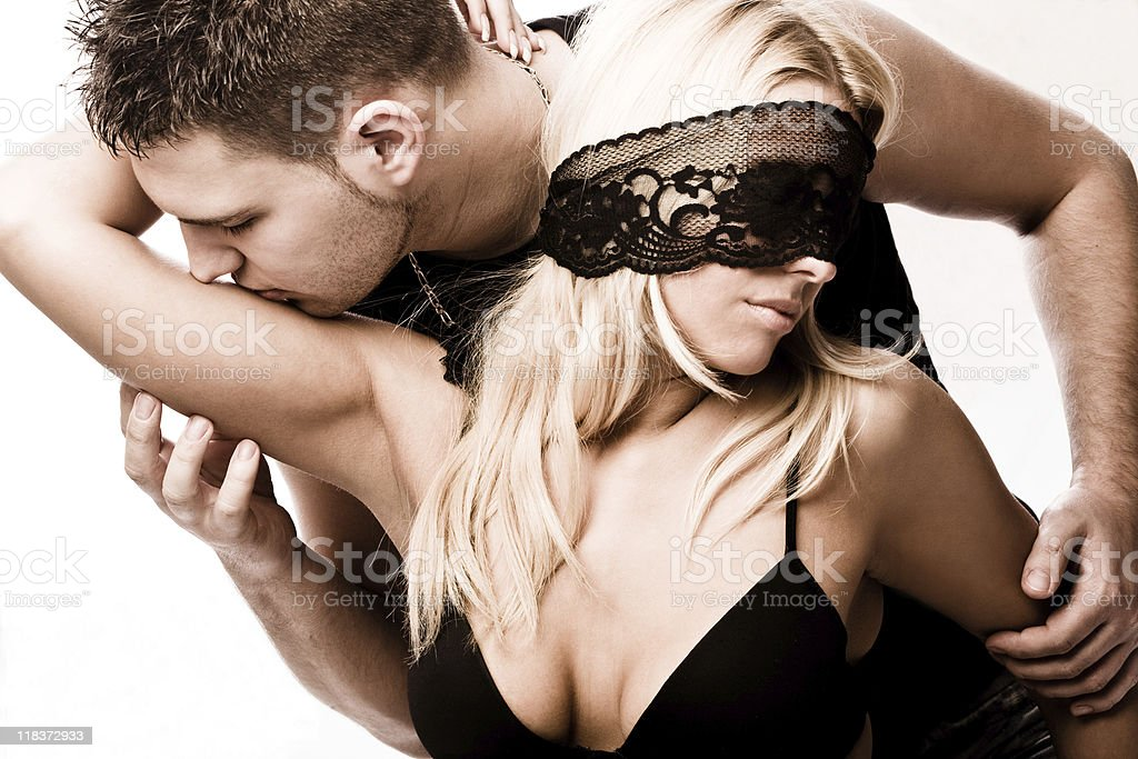 intimate moments stock photo