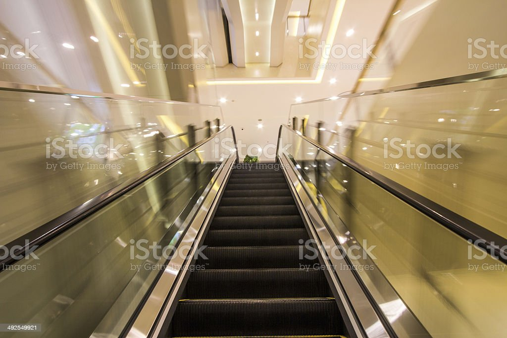 intime city shopping mall royalty-free stock photo