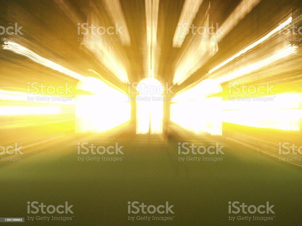 into the light stock photo