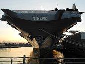 Intrepid Sea, Air & Space Museum in Manhattan.