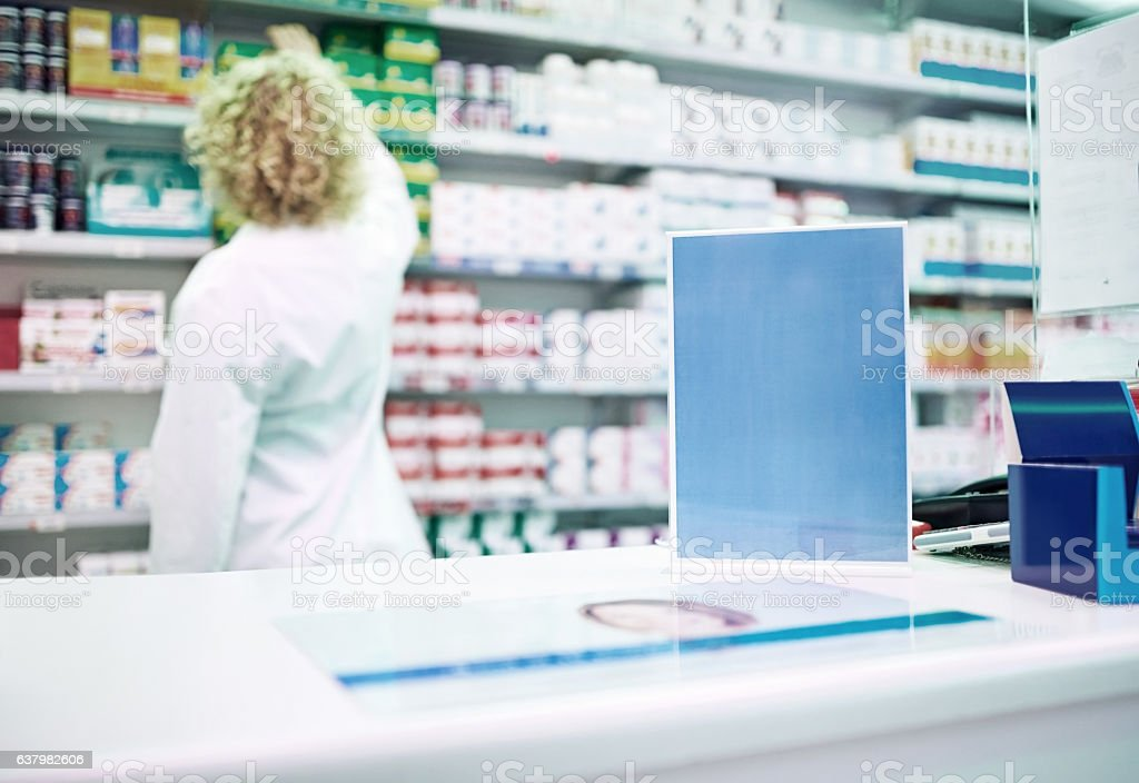 Introducing our newest pharmaceutical drug stock photo