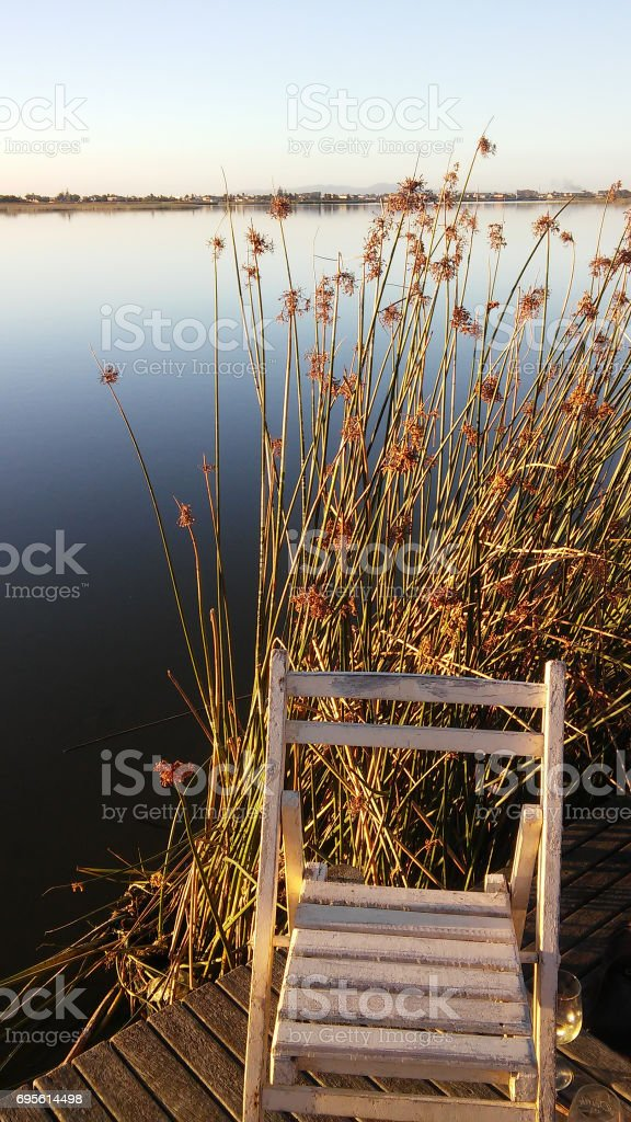 Introspection & Tranquility stock photo