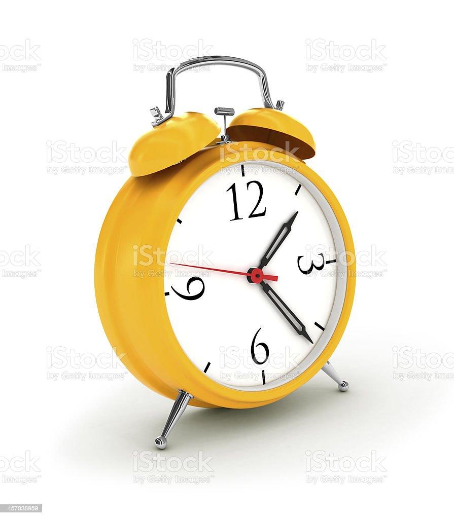 invalid alarm clock stock photo