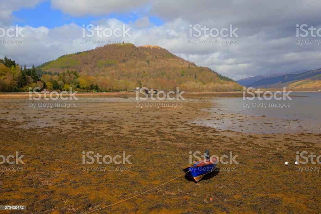 Inveraray Argyll and Bute Scotland UK Scottish town stock photo