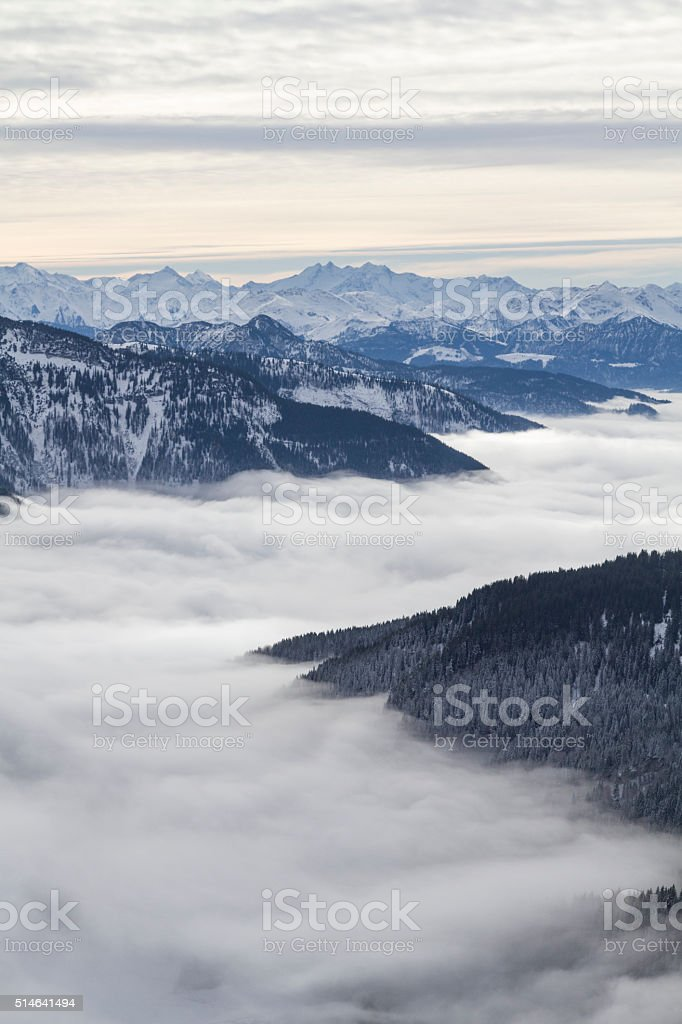 Inversion situation stock photo