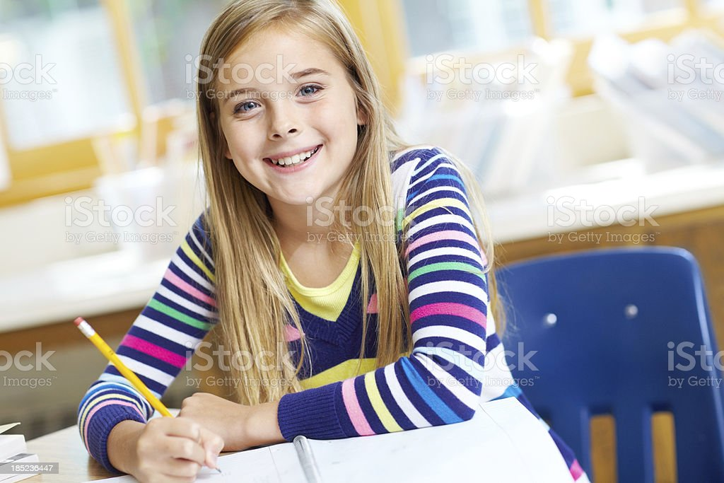 Invest in a bright future for your child royalty-free stock photo