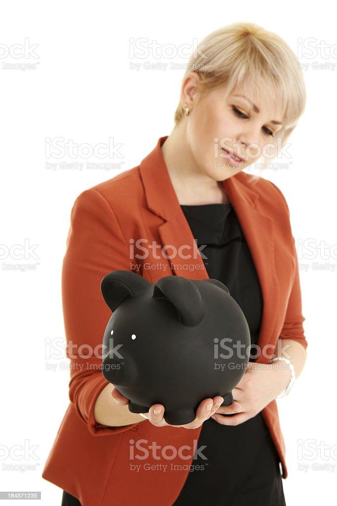 Investing Advice stock photo
