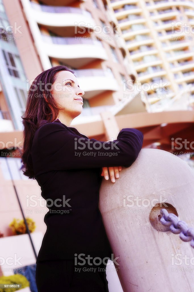 Investing in Real Estate? royalty-free stock photo