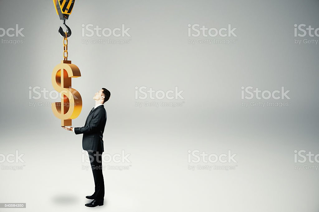 Investment concept stock photo